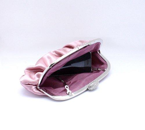 AYOZEN - Bolso de asas para hombre rosa - rosa