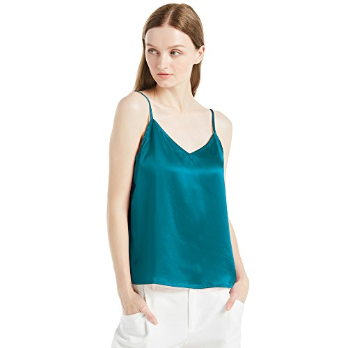 LilySilk Womens Camisole Mulberry Ladies product image