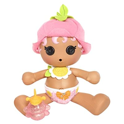 Lalaloopsy Babies Diaper Surprise Blossom Flowerpot Doll: Toys & Games