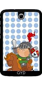 Funda para Samsung Galaxy Note 8 N5100 - Pequeño Caballero Con El Caballo by Los dibujos de Alapapaju