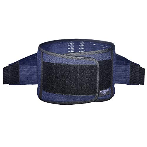 Back Support Lower Back Brace Provides Back Pain Relief - Breathable Lumbar Support Belt for Men and Women Keeps Your Spine Straight and Safe (Medium - 33''- 38