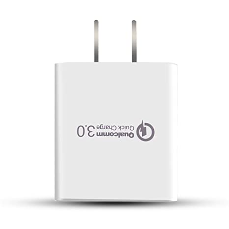 Amazon.com: JSDTHL QC 3.0 - Cargador de pared USB de carga ...