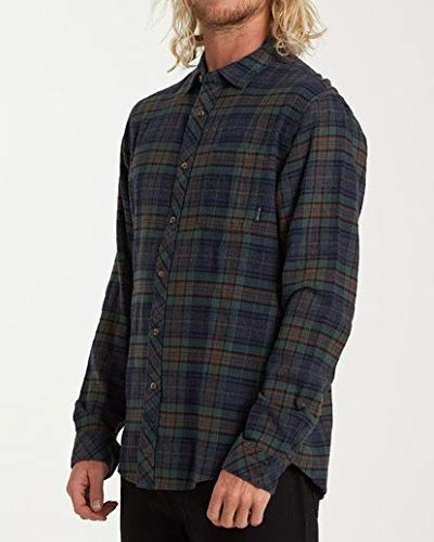 Billabong Mens Freemont Flannel Shirt