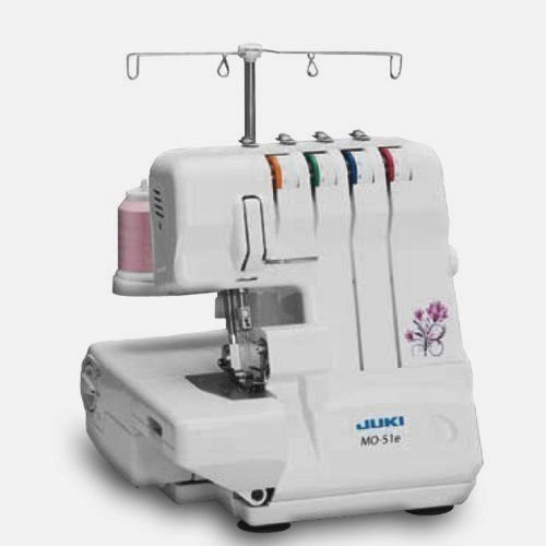 Juki MO-51E, 2-Needle, 3/4 Thread Serger Portable Overlock Machine by Cutex Sewing Supplies