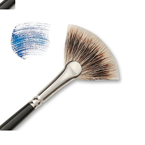 Raphaël Kevrin Mongoose Brush Badger Fan 10 Raphael Brush