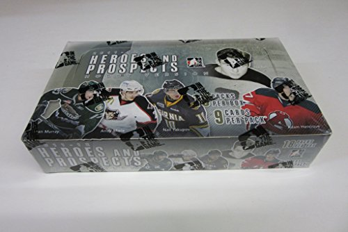Heroes and Prospects Hockey Box (Hobby) (Pro Set Hockey Cards)