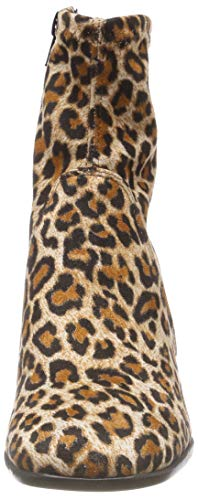 25945 21 Marrone Tamaris 360 Stivaletti Leopard Donna F0wwO8xq