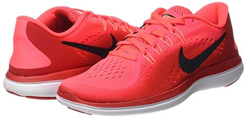 Black Running Zapatillas solar Rn 600 Multicolor Red Mujer Nike University Flex 2017 De Fw6txFXvq