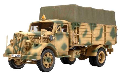 Tamiya Models Cargo Truck Kfz.305 Model (Opel Blitz Cargo Truck)