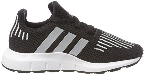 Ftwbla Black Shoes Plamet Kids' Unisex adidas C Running Swift Negbas 000 AqHzAaxYw
