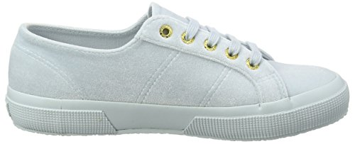 Polyvelvtw Sneaker Lt Donna Blau 2750 Superga Azure vF5PxO5q