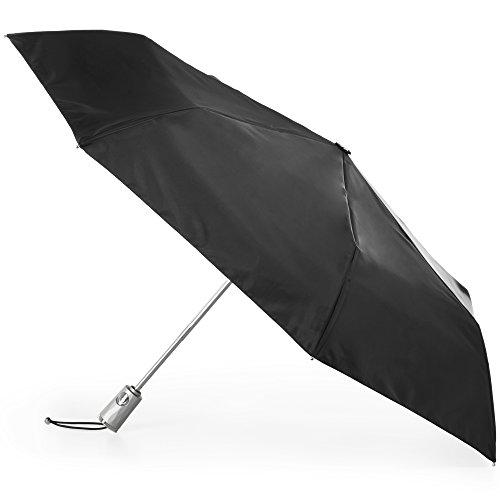totes Close Umbrella NeverWet SunGuard
