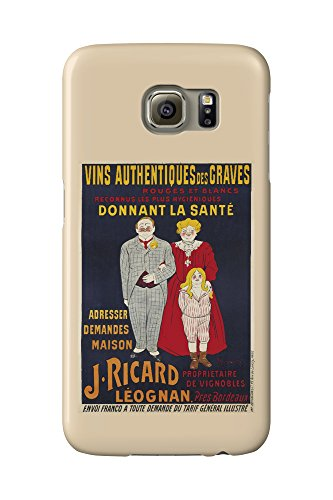 j-ricard-vintage-poster-artist-cappiello-france-c-1905-galaxy-s6-cell-phone-case-slim-barely-there
