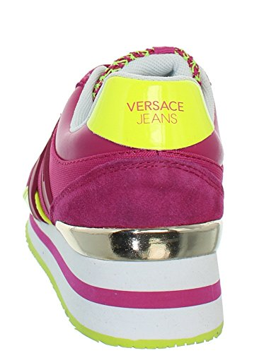 swi40715 Jeans Jeans Multi fushia ref Versace Baskets wgBx1qIqT