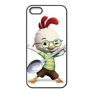 DAZHAHUI Chichen little Case For Iphone 5/5S Cover Case