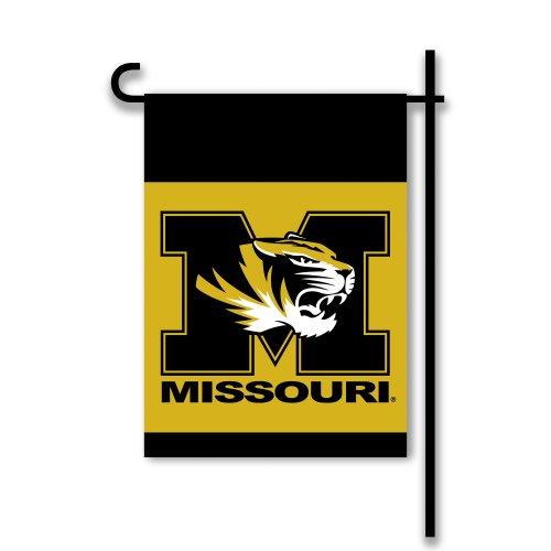 (NCAA Missouri Tigers 2-Sided Garden Flag )