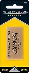 Prismacolor Premier ArtGum Block Eraser, 2-Inch x 1-Inch x 7/8-Inch, 1 Count