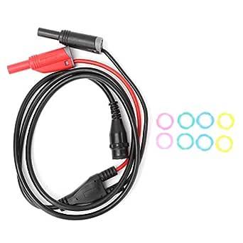 1204 BNC Conector macho a cable de seguridad Cable coaxial ...