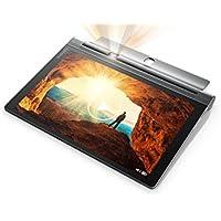 Lenovo Yoga Tab 3 Pro - QHD 10.1 Android Tablet Computer (Intel Atom x5-Z8550, 4GB RAM, 64GB SSD, Projector) ZA0F0099US (Certified Refurbished)