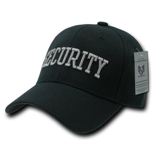 - Rapiddominance Security FitAll Flex Cap, Black, Large/X-Large