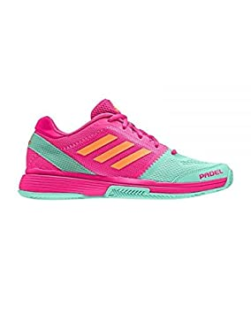 Adidas Zapatillas Barricade Club Women 2017: Amazon.es ...