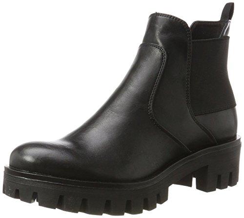 Tamaris Damen 25441 Chelsea Boots Schwarz (nero Uni)