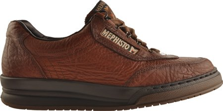 Mephisto Heren Match, Tan Grain, 5.5 Medium