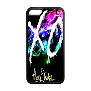 CSKFUCustom The Weeknd Xo Back Cover Case for iphone 6 5.5 plus iphone 6 5.5 plus OA-00048