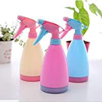 Candy-Colored Watering can Watering Bottle Hand-Pressing Watering Plastic Sprayer Small Watering can Sprayer