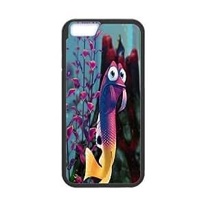 iPhone6 Plus 5.5 inch Phone Case Black Finding Nemo VC3XB5077563