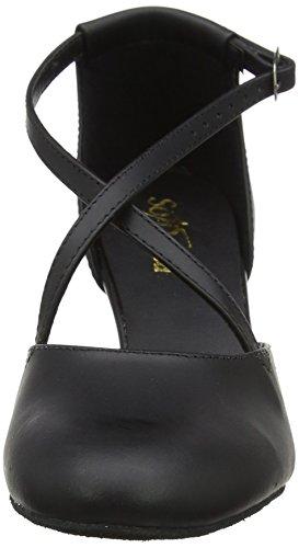 So Danca Ch70, Chaussures de Danse de Salon Femme Noir (Black)