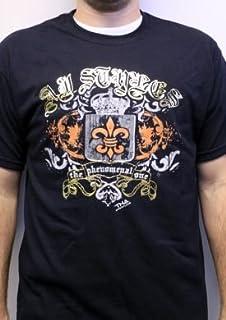 """Bram /""""Dark Grid/"""" T-Shirt Official TNA Impact Wrestling"""