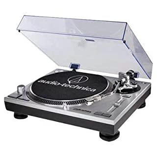 Audio-Technica AT-LP120-USB Direct-Drive Professional Turntable (USB and Analog) (B00811O6IW) | Amazon price tracker / tracking, Amazon price history charts, Amazon price watches, Amazon price drop alerts