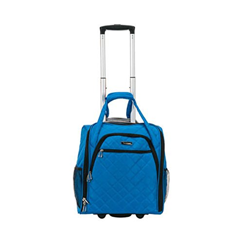 """The Blue Rockland Unisex 15"""" Melrose Wheeled Underseat Carry"""
