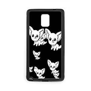 Generic Case Chihuahuas For Samsung Galaxy Note 4 N9100 Q2A2213002