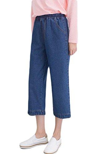 Lazutom Donna Jeans Donna Jeans Blue Dark Blue Dark Lazutom rqtwUrY