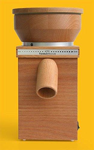Komo Getreidemühle Fidibus Medium, 360 Watt, Mahlleistung ca. 100 g/min Weizen fein