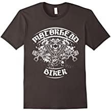 Motor Head Biker T-Shirt Motorcycle Spare Parts Designs