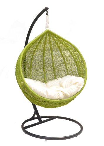 Ceri – Vibrant Outdoor Swing Chair Great Hammocks – Model – CW003 GN