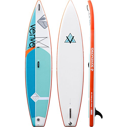Boardworks SHUBU Verve 11'6' Inflatable Stand-Up Paddle Board (SUP) by Boardworks