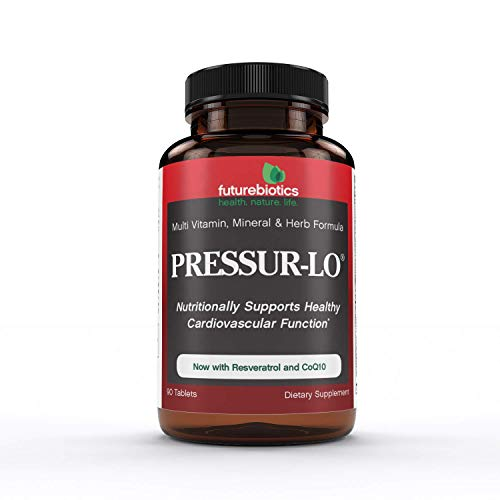 Futurebiotics Pressur-Lo, 90 Vegetarian Tablets
