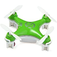 Kids RC Quadcopter 4CH 2.4GHz 6 Axis Gyro 3D Eversion Drone Aircraft Toys Games Mini Gift Green