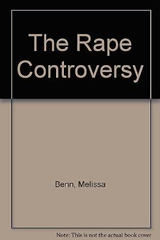 book cover of The Rape Controversy