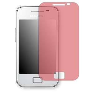 Lámina de protección Golebo rojo contra miradas laterales para Samsung S5830i Galaxy Ace - PREMIUM QUALITY