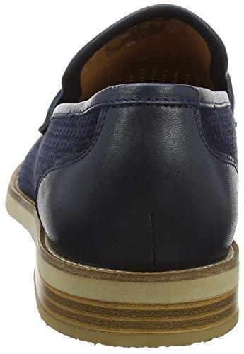 suede Blue Men's Bertie Navy Bones Loafers RwqF1XSUn