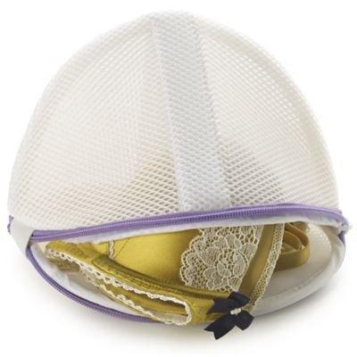 Lakeland Large Lingerie Bra Clean Wash Net Bags - D - GG x 2 - White