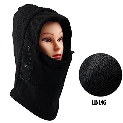 Cooko Thermal Fleece Balaclava Winter