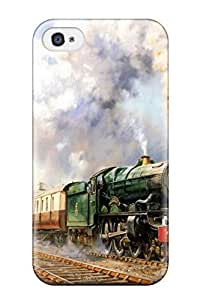 Rowena Aguinaldo Keller's Shop Tpu Case For Iphone 4/4s With Oil Paintings 6941698K11015990