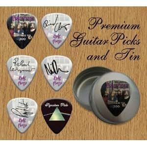 printed picks company 5055287678881 pink floyd premium guitar picks x 10 cr. Black Bedroom Furniture Sets. Home Design Ideas