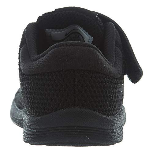 Negro NIKE TDV 004 casa Zapatillas de Black por 4 bebé Black Estar Unisex Revolution vRrqWvwf